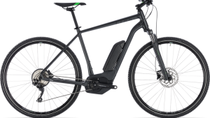 Cube Cross Hybrid Pro 500 E-bike bij www.bikekick.eu
